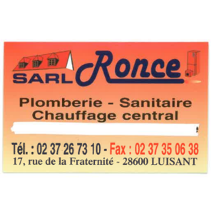 SARL RONCE comptable Luisant